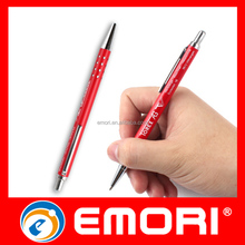 Alibaba online shopping smooth writing funny thin metal pen