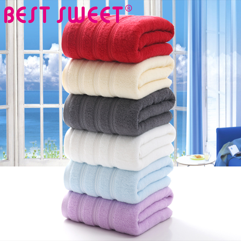 100 cotton high quality dobby colorful beach hotel bath towel