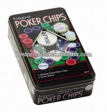100 pcs Poker Set / roulette poker game set