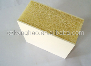 Hoe sell!Manufactures polyester block foam sound absorption PU foam