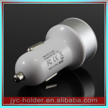 3.1A USB Double Port Car Charger