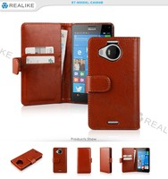 high quality leather strong magnetic case for Microsoft Lumia 950 XL,fashionable popular case for microsoft nokia lumia 950