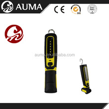 Rechargeable portable led work light with high brightness for auto repair
