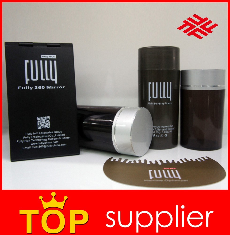 Hot Sale Super Hair Styling Product Hair Building Fibers