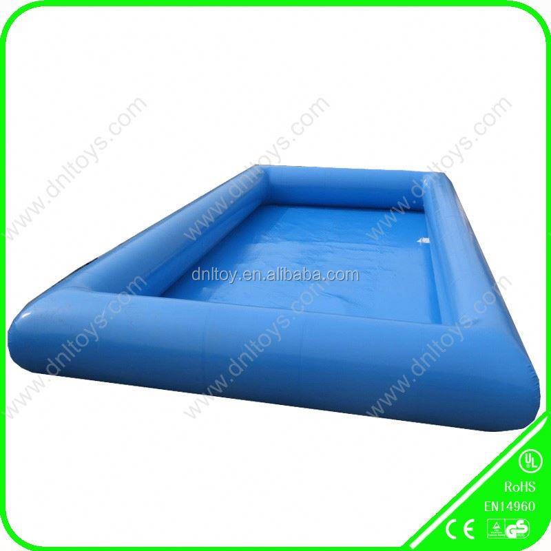 inflatable pond for cartoon boat for amusement events