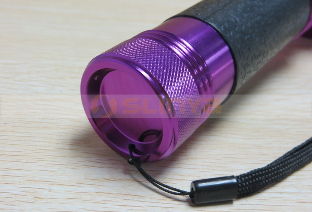 365nm-410nm Short Weave UV 28/41/51/100 LED Outdoor Blacklight Portable Home Pet Insect Finder UV Flashlight