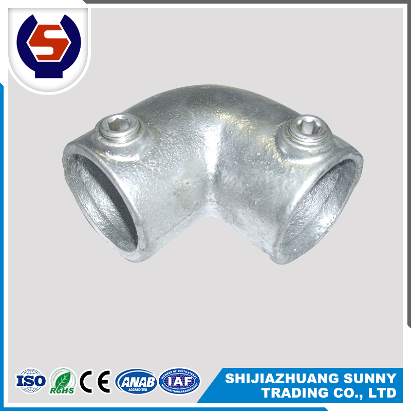 Hot Dipped Galvanized Steel Pipe Clamp Saddle For Pipe
