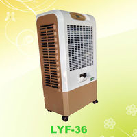 Household Portable Evaporative Air Cooler 3600m3/h airflow