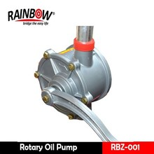 Hand Drum Self Priming Siphon Rotary Oil Fuel Barrel Pump Factory in China