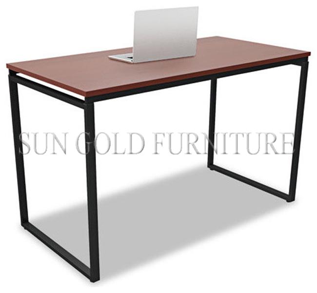 Moderne simple de bureau domicile petit ordinateur for Petite table pour ordinateur portable