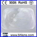 BHR330 wide angle fresnel lens BOHAI lens for vertical rear windows