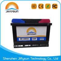 2016 new price DIN55 MF Automotive battery for mf car battery wholesale
