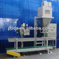 Packing system for powder and granular products