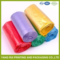 Promotional 2016 Factory Direct Cheap Garbage Bag On Roll