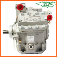 4TFCY Bitzer bus air compressor for sale ,R134a refrigerant China supplier cheap air compressors price,used bitzer compressor