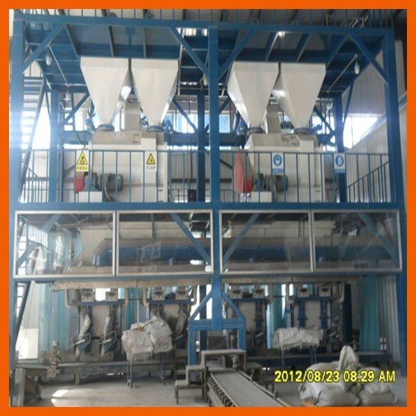 Building Material Machinery full automatic fire extinguisher filling product line