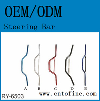 CNC Aluminium motorcycle steering handle bar