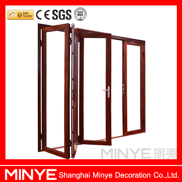 Brand new folding door partition for banquet hall