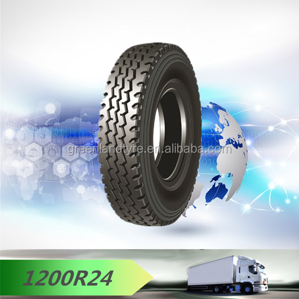 Hot Sale Radial Dumper Tires 1200R24 with GCC for Dubai Saudi Oman Kuwait and Asia Africa market