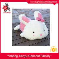 Nice Handmade Customized Plush rubbit Toys For Children