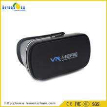 low price plastic camera virtual display wireless video 3d glasses for ps3
