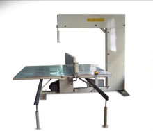 2015 mattress spong cutting machine