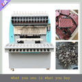 stable automatic pvc zip head maker equipment with12 colors for fatory