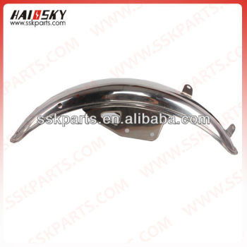 Haissky motorcycle parts spare China factory Cheap Motorcycle Parts GN125 Front Mud-guard