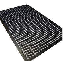 Durable in use supply anti-slip gym rubber mat EPDM cheap rubber flooring Made in china