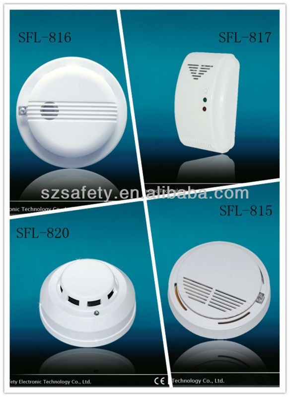 Factory Offers LPG Gas Leak Detectors or home LPG gas detector