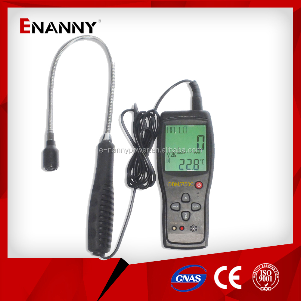 DBM5750C High Precision Refrigerant Gas Leak Detector