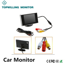 TOPWILLING C35 3.5 inch TFT LCD Monitor/Small Portable Car Monitor