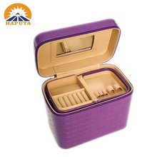wholesale customized makeup gift toiletry case/jewelry box