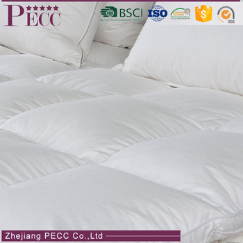 MT-WDF-0151 Hot Selling Soft Feeling Sleep Well Couple Love Price Mattress Topper Microfiber