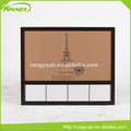 Made in China New design with photo frame function printed bulletin board
