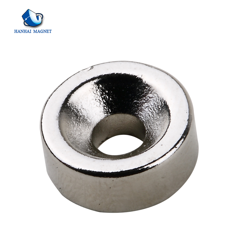 Custom Strong Neodymium Cone Shaped Magnet