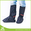 Motorcycle elastic rainproof PET men rain shoe covers