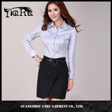 wholesale alibaba OEM china supplier latest design women ladies office uniform designs and pictures