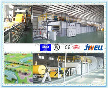 JWELL - Best Quality XPE/PE/LDPE foam sheet production line