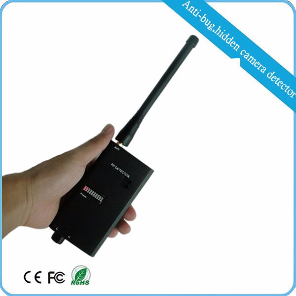 YZ066 Wholesale Anti Spy Portable Wireless Radio Frequency Rf Detector (Tx Frequency: 800-1500mhz and 1800-2500mhz)