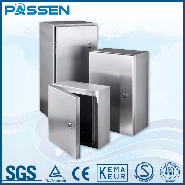 PASSEN Custom electrical waterproof stainless steel enclosures