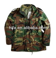 Military Field Jacket M65 Style , Alpha M65