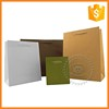 Custom handle paper bags for paper shopping bag with printing