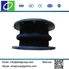 Handmade singe sphere rubber joints high pressure rubber bellows