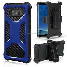 Hot sale TPU PC hybrid phone case for samsung galaxy note 8