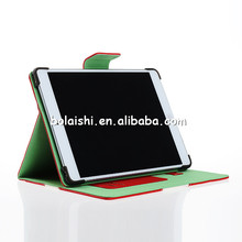 Modern Hottest Shockproof Two Tone Leather Case For iPad 5 Flip Wallet Cover Cases