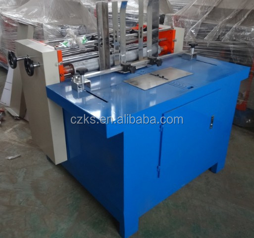 GBJ High speed leaving partition cardboard paperboard machine\clap board carton making machine
