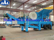 High Quality Low operation cost Mobile Stone Crusher