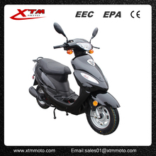 China 50cc mini gas moped with pedals