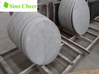 High Quality Granite Countertop Manufacturer marble carrara white bathroom vanity top